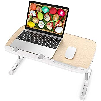 In Short Supply C-color Laptop Table Adjustable Bed Portable Workstation Notebook Stand..