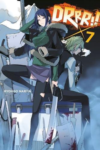 Download Durarara!!, Vol. 7 (light novel) (Durarara!! (novel)) pdf