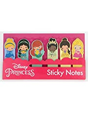 Disney Princess Sticky Note Tabs Series 1 - 6 Pack, Multicolor