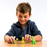 The Good Dinosaur Small Figure, Arlo, Libby & Buck