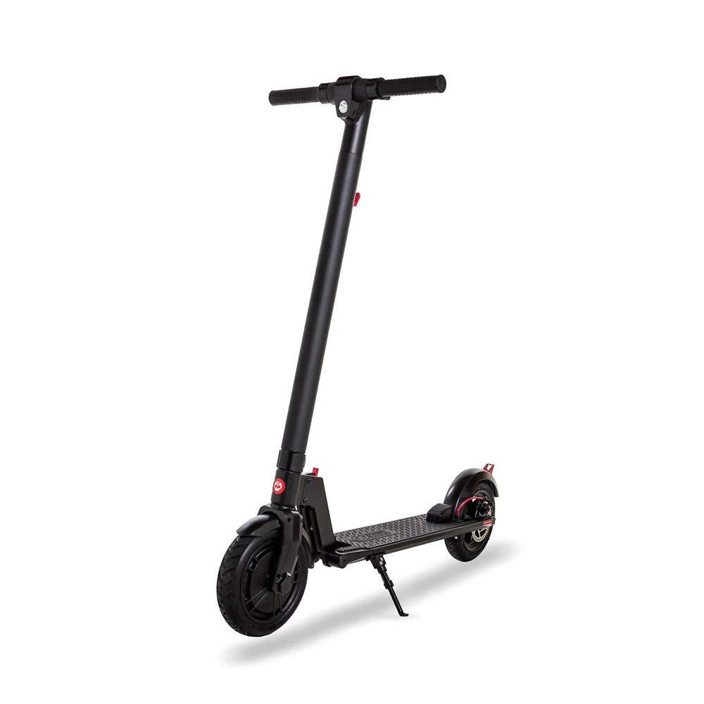 Smarthlon Scooter - Patinete eléctrico Plegable, Juventud Unisex, Velocidad máxima de 25 km/h, 20KM Rango eléctrico Kick Scooter con luz LED y Pantalla