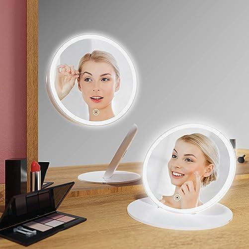 2.5X Magnifying Makeup Mirror