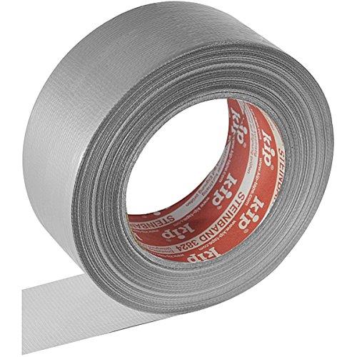 Kip 5021.3Fabric Tape 38mm, Silver
