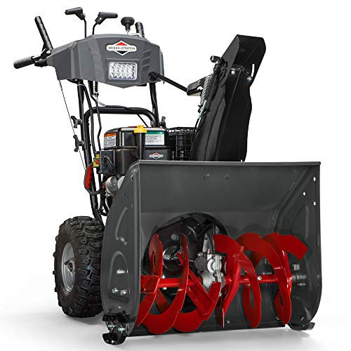 top rated walk behind snow blowers