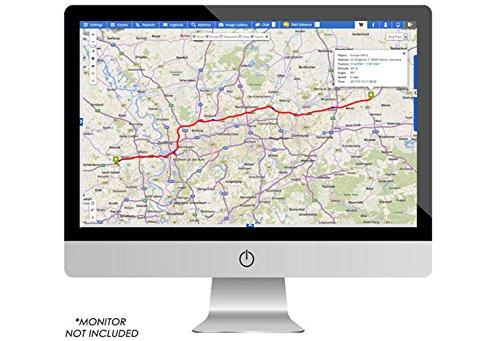 Rastreador GPS de SpyTrack Nano, a tiempo real, portátil. Localizador personal y seguimiento de vehículos, Rewire Security: Amazon.es: Electrónica