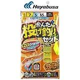 ハヤブサ(Hayabusa) かんたん投げ釣りセット 立つ天秤 2本 HA310  7-7