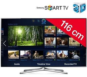 Samsung televisor LED 3D Smart TV UE46 F6500 + Gafas 3D Active SSG ...