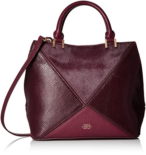 Vince Camuto Akua Satchel, Plum by Vince Camuto