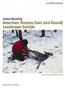 American Dreams (lost and found) Landscape Suicide (OmU) [Alemania] [DVD]