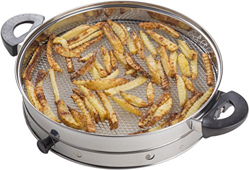 Andrew James Air Fryer Attachment | Halogen Oven Accessory for Healthy Oil...