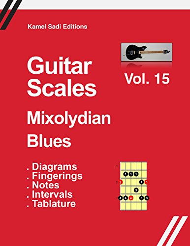 Guitar Scales Mixolydian Blues ()