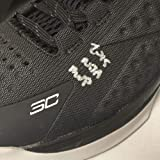 """Autographed/Signed Stephen Steph Curry""""2015 NBA"""