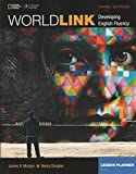 World Link Intro Lesson Planner with Classroom Presentation A1 (3rd ed)