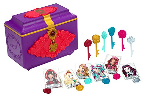 Ever After High Toy Box : Ever after high spellbinding secret chest discontinued by