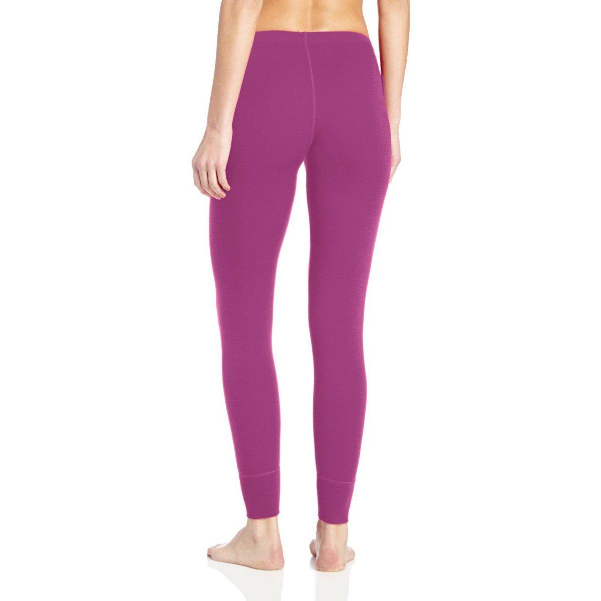 Minus33 Merino Wool Clothing 803 Women's Franconia Midweight Wool Bottom, Radiant Violet, Medium by Minus33 Merino Wool (Image #3)