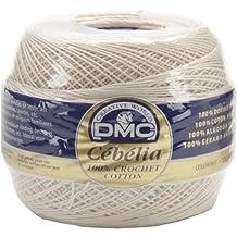 DMC 167G 20-ECRU Cebelia Crochet Cotton, Ecru, 405-Yard, Size 20