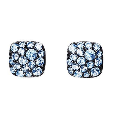 Joop! Femme  925  Argent|#Silver    Bleu Zircon FINEEARRING