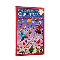 (进口原版) 学乐读者系列 Can You See What I See? Christmas Read-and-Seek
