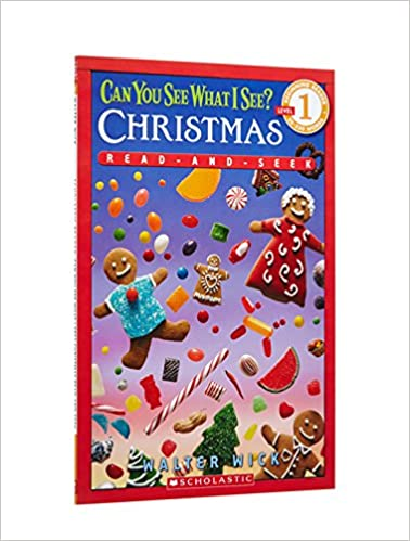 amazoncom can you see what i see christmas read and seek 9780545078870 walter wick books