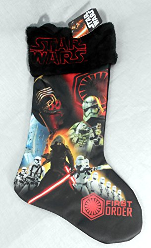 Star Wars The Force Awakens Episode 8 Darth Vader, First Order, Stormtroopers Christmas - Order Stockings Christmas