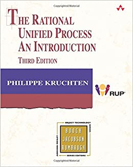 The Rational Unified Process An Introduction 3rd Edition Addison