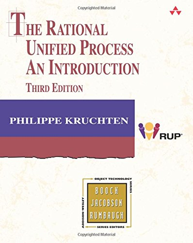 The Rational Unified Process: An Introduction (3rd Edition) by Addison-Wesley Professional
