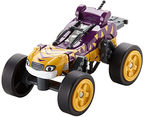 Fisher-Price Nickelodeon Blaze and the Monster Machines  Flip & Race (Granny Stripe)