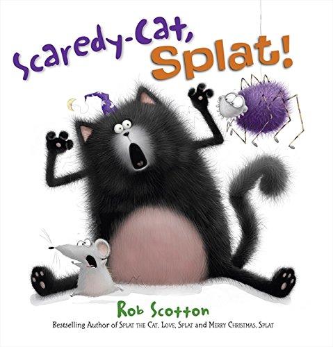 SCAREDY CAT SPLAT PB -
