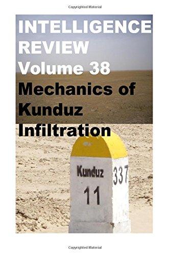 Intelligence Review-Mechanics of Kunduz Infiltration ebook