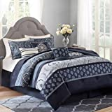 Best Better Homes & Gardens Comforters - Better Homes and Gardens Indigo Paisley 7-Piece Bedding Review