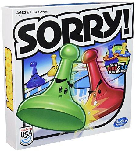 (Hasbro Sorry Board Game)
