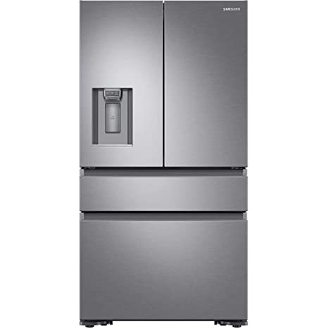 Attrayant Samsung RF23M8070SR 23 Cu. Ft. Capacity Counter Depth 4 Door French Door  Refrigerator