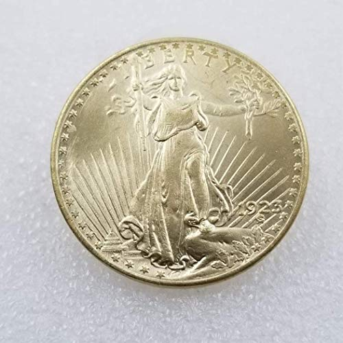 NiuChong 1923 Antique Old US Commemorative Coin -Great American Coins - Brilliant Uncirculated Antique Woman Coins - Deeply Miss Our Motherland Coins Love it