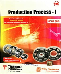 Production Process Book