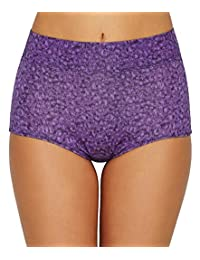 Warners Women's No Pinching No Problems Modern Brief Panty