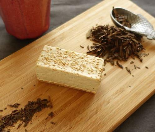 コガネイチーズケーキ 香ばしほうじ茶のレアチーズケーキ 6個入り