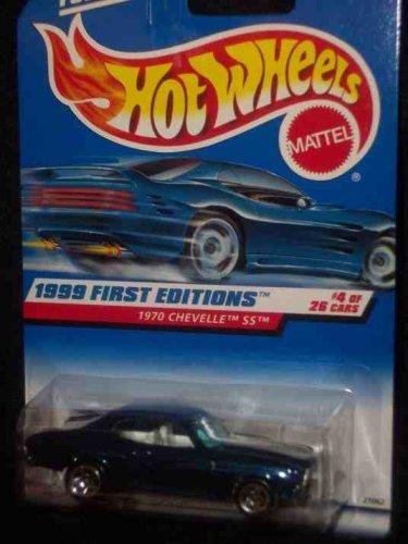 70 chevelle model car - 9