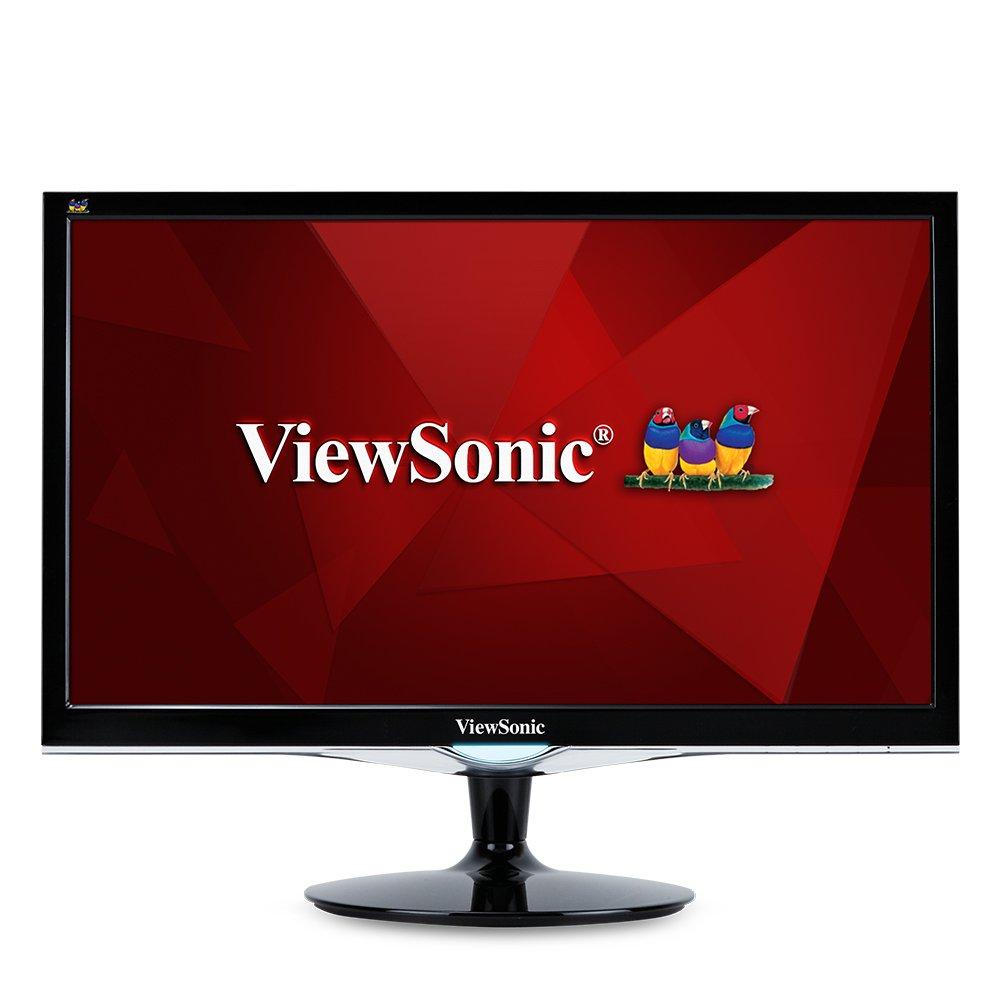 ViewSonic VX2452MH 24'' 2ms 1080p Gaming Monitor HDMI, DVI, VGA
