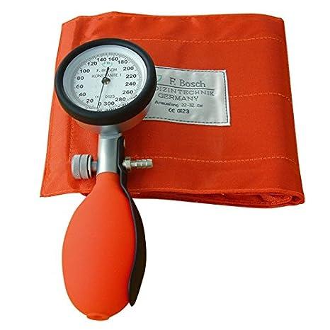 Tensiómetro ad aneroide Bosch Konstante I negro con pulsera velcro + Fonendoscopio LF 320 negro - Conforme Norma CE: Amazon.es: Salud y cuidado personal