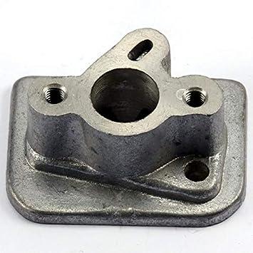 Adaptador de boquilla de aspiración de aluminio para ...