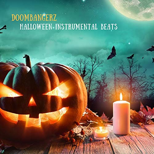 Halloween Instrumental Beats -