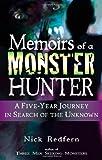 Memoirs of a Monster Hunter, Nick Redfern, 1564149765