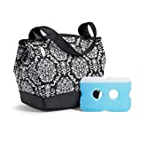 Fit & Fresh 926FF1758 Hyannis Insulated Lunch Women, Soft Cooler Bag with Ice