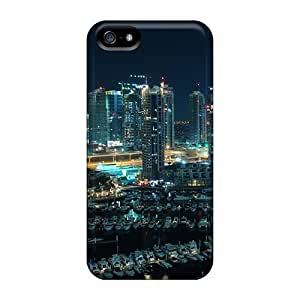 Flash-Men Case Cover Protector Specially Made For Iphone 5/5s Amazing Dubai Marina