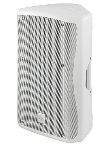 ELECTROVOICE ZXA1-90 Compact Amplified Speaker - White