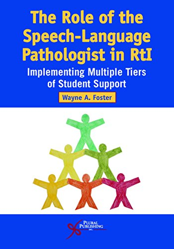 The Role of the Speech-Language Pathologist in RtI: Implementing Multiple Tiers of Student ()