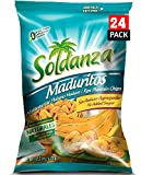 soldanza Maduritos Plantain Chips, Ripe, 2.5 Ounce