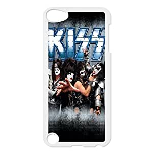 High Quality {YUXUAN-LARA CASE}Kiss Music Band FOR Ipod Touch 5 STYLE-14