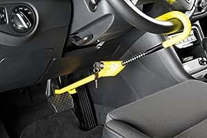Kleinmetall Carlok Auto Diebstahlsicherung Lenkradkralle Absperrstange