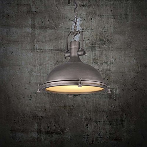Silver Dome Pendant Light - 5